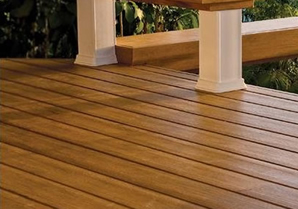 Decking PVC / Plastic