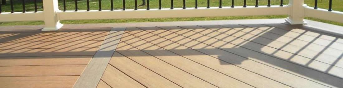 Aluminum Deck Idea