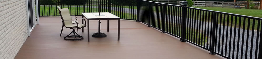 Aluminum Deck Installation Cost Amp Price Guide