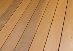 Decking Cedar