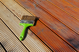 Redwood Deck Installer / Repair