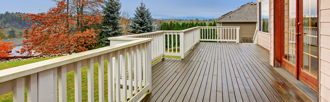 Deck Cost Guide - Decking Materials