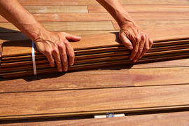 Tigerwood Deck Installer / Repair