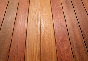 IPE Tropical Hardwood Decking Material