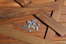 Pressure Treated Lumber Deck Install