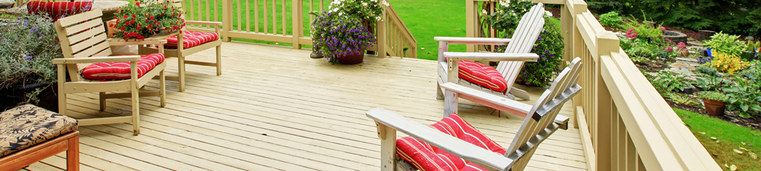 Pressure Treated Lumber Decking