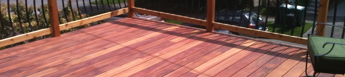 Tigerwood Deck Installation Cost Price Guide