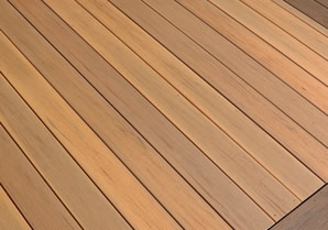 Tigerwood Deck Material