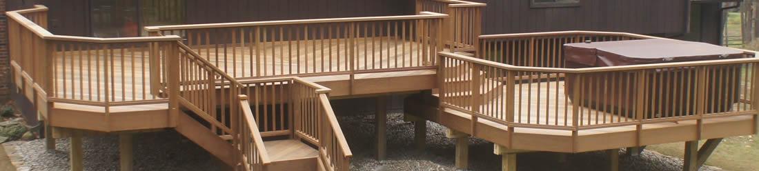 Multi-Level Deck