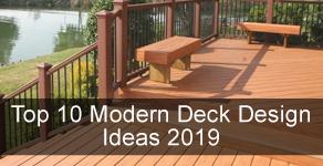 Deck Design Ideas 2019