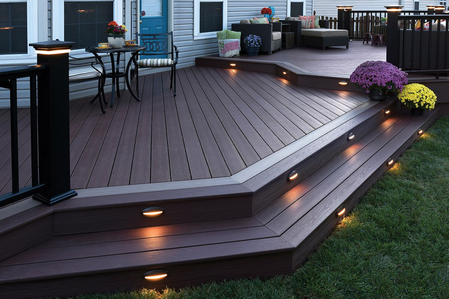 10 Modern Deck Design Ideas for 2019 - Deck Cost Guide on Cost Of Backyard Remodel id=89686