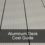 Aluminum Deck Cost Guide