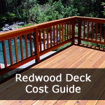 Redwood Deck Cost Guide