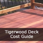 Tigerwood Deck Cost Guide