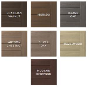 TimberTech AZEK Decking Arbor Colors