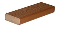 Trex 2 Inch Square Edge Boards