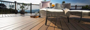 TimberTech Legacy Tigerwood Deck