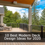 10 Best Modern Deck Design Ideas for 2020