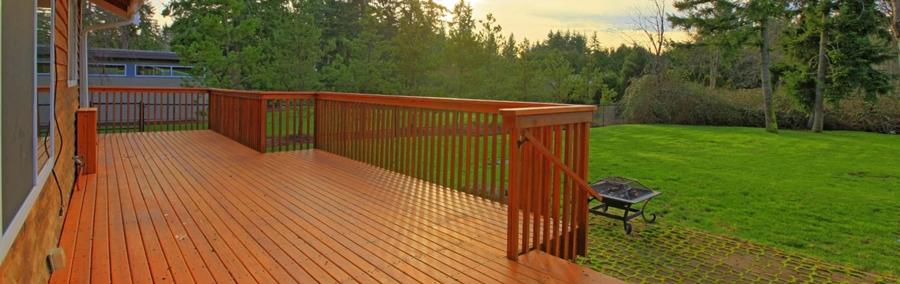 Cedar Decking Installation Costs