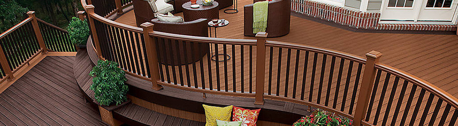 Deck Aerial Railing Costs