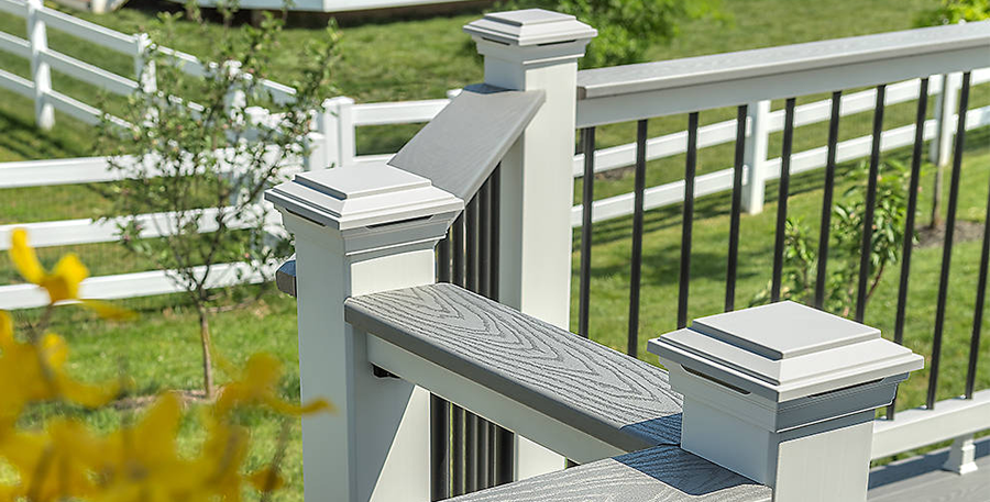 Deck Cocktail Railing Costs