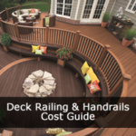 Deck Railing And Handrail Code Cost Guide