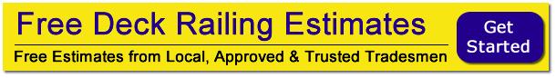 Free Deck Railing Costs