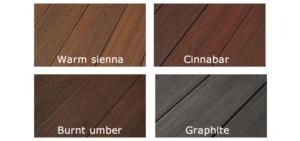 Fiberon Concordia - Symmetry Deck Colors