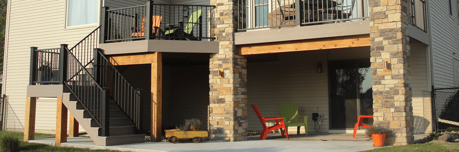 Elevated Decks Installation Cost Price Guide