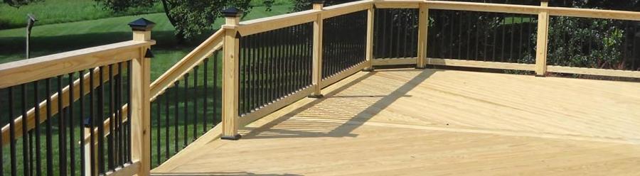 Pressure Treated Lumber Decking Installation Costs