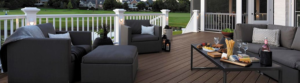 PVC Plastic material for your Deck