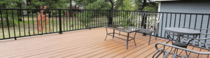 Redwood material for your Deck