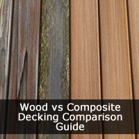 Wood vs Composite Deck Comparison Guide