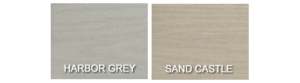 Wolf Serenity Seaside Deck Colors