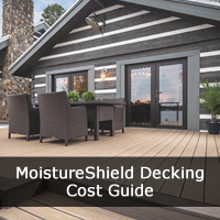 MoistureShield Deck Cost Guide