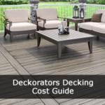 Deckorators Deck Cost Guide