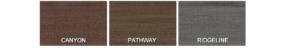 Deckorators Trailhead Deck Colors