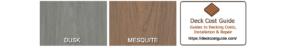 Deckorators Vault Deck Colors