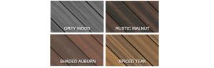 Envision Distinction Deck Colors