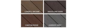 Envision Expression Deck Colors