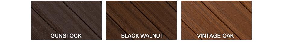 Envision Ridge Premium Deck Colors